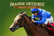 Автомат Frankie Dettori's Magic Seven в вип клубе